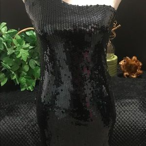 Alyn Paige Sequined Dress